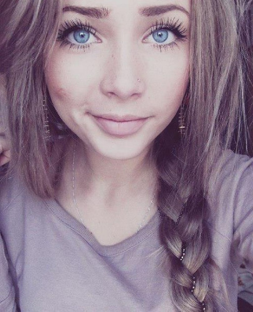 Красивые девушка фото на аву 16 лет